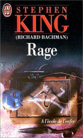 Rage - couverture
