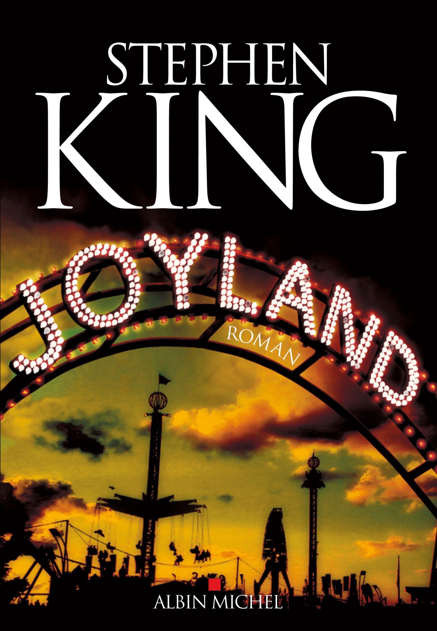 Joyland, roman - couverture