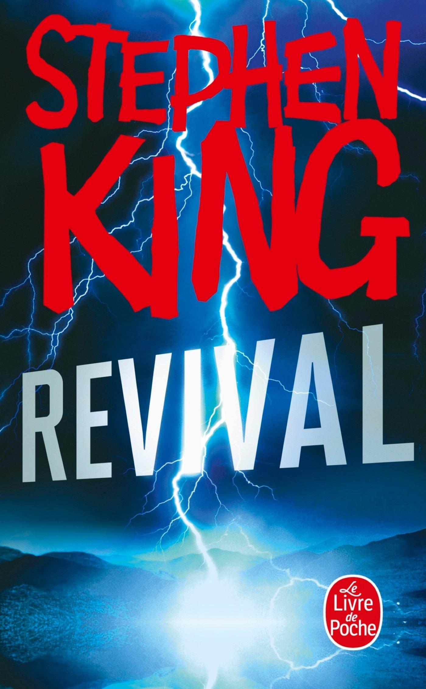 Revival, roman - couverture